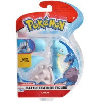 Pokemon Battle Feature Figure Lapras Wave 4