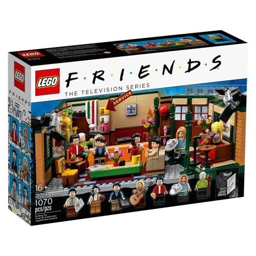 LEGO 21319 Ideas Friends Central Perk