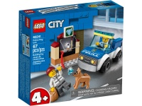 LEGO 60241 City Polizeihundestaffel