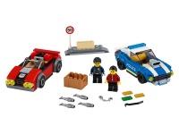 LEGO® 60242 City Polizei Festnahme auf der Autobahn