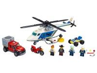 LEGO® 60243 City Verfolgungsjagd mit Polizeihubschrauber