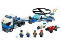 LEGO® 60244 City Polizei Hubschrauber Transport