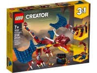 LEGO® 31102 Creator 3-in-1 Feuerdrache