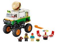 LEGO® 31104 Creator 3-in-1 Burger Monster-Truck