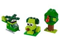 LEGO® 11007 Classic Grünes Kreativ-Set