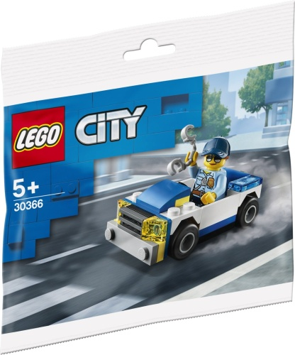 LEGO 30366 CITY Polizeiauto Polybag