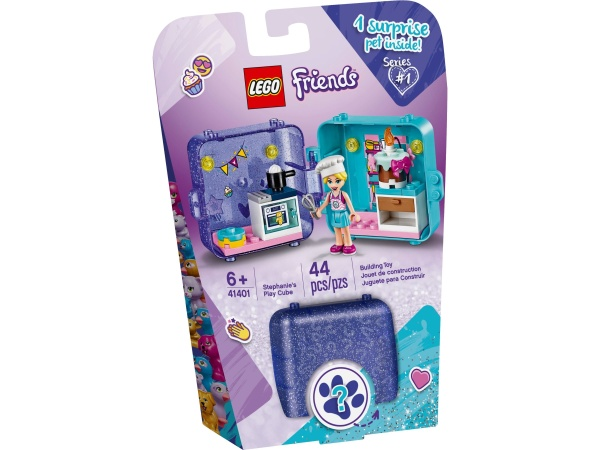 LEGO® 41401 Friends Stephanies magischer Würfel