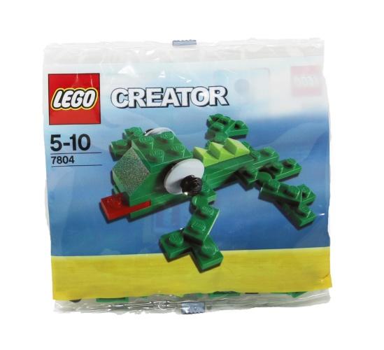 LEGO® 7804 Creator Eidechse Polybag