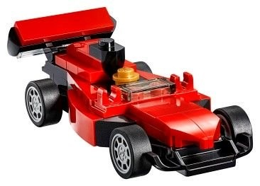 LEGO 40328 Monthly Mini Model 2019 August Racing Car Polybag