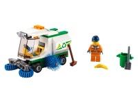 LEGO 60249 City Fahrzeuge Straßenkehrmaschine