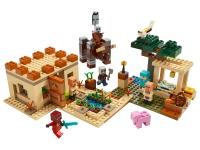 LEGO® 21160 Minecraft Der Illager-Überfall