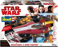 Revell 06759 STAR WARS Resistance A-wing Fighter Light...
