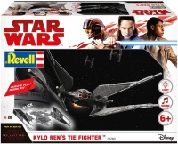 Revell  06760 Build & Play - STAR WARS Kylo Rens TIE Fighter Light&Sound