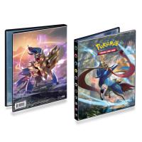 Ultra PRO Pokemon Schwert und Schild Sammelalbum 4-Pocket...