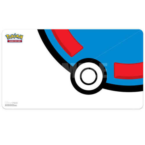 Pokemon Great Ball Playmat