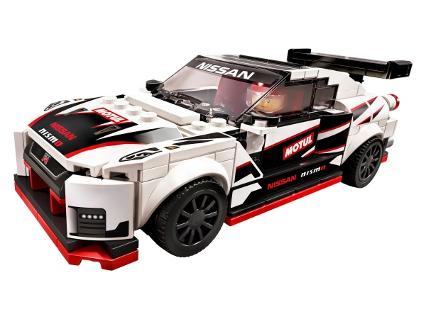 LEGO® 76896 Speed Champions Nissan GT-R Nismo