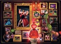 Ravensburger 15026 Villainous: Queen of Heart 1000 Teile Puzzle