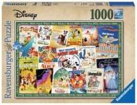 Ravensburger 19874 Disney Vintage Movie Poster 1000 Teile...