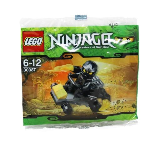 LEGO® 30087 Ninjago Cole mit Buggy