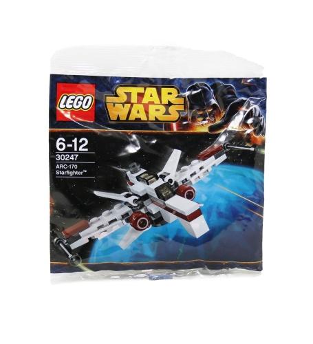 LEGO® 30247 STAR WARS ARC-170 Starfighter Polybag