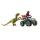 Schleich 41466 Dinosaurier Flucht Quad vor Velociraptor