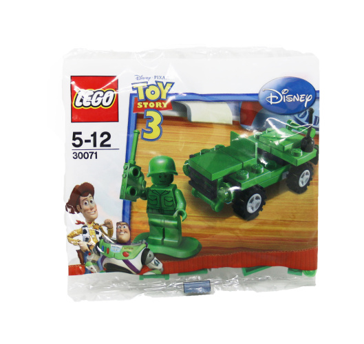 LEGO 30071 Toy Story 3 Jeep und Soldat Polybag