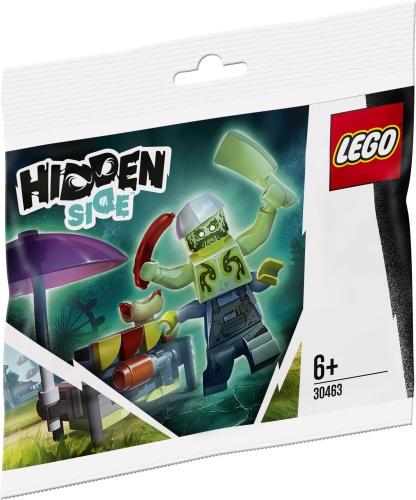 LEGO® 30463 Hidden Side Chef Enzos Haunted Hotdogs Polybag