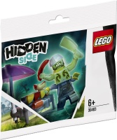 LEGO 30463 Hidden Side Chef Enzos Haunted Hotdogs Polybag