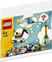LEGO 30549 Creator Build Your Own Vehicles Polybag