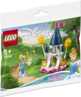 LEGO 30554 Disney Cinderella Mini Castle Polybag