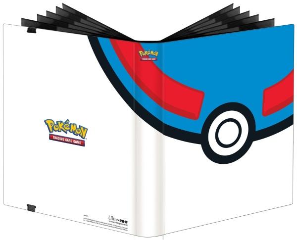 Pokemon Ultra Pro Binder 9-Pocket Sammelalbum Superball
