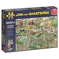 Jumbo 19063 Jan van Haasteren - Bauernhof Besuch 1000...