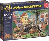 Jumbo 19056 Jan van Haasteren - Fang die Katze! 1000...