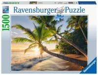 Ravensburger 15015 Strandgeheimnis 1500 Teile Puzzle