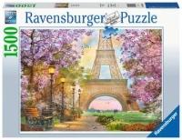 Ravensburger 16000 Verliebt in Paris 1500 Teile Puzzle