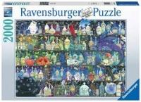 Ravensburger 16010 Der Giftschrank 2000 Teile Puzzle