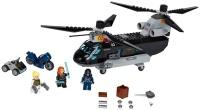 LEGO® 76162 Black Widow Hubschrauber-Verfolgungsjagd