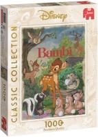 Jumbo 19491 Disney Classic Collection Bambi 1000 Teile...