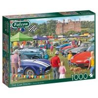 Jumbo 11298 Falcon - The Car Show 1000 Teile Puzzle