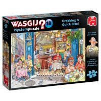 Jumbo 19179 Wasgij Mystery 18 - Greifen Sie zu! 1000 Teile Puzzle