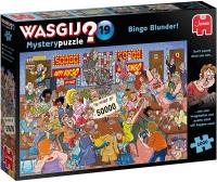 Jumbo 19182 Wasgij Mystery 19 - Bingo Blunder 1000 Teile Puzzle