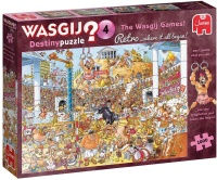 Jumbo 19178 Wasgij Retro Destiny 4 - Die Wasgij-Spiele...