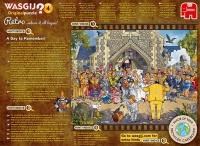 Jumbo 19176 Wasgij Retro Original 4 - Ein Tag zum erinnern! 1000 Teile Puzzle