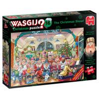 Jumbo 19183 Wasgij Christmas 16 - 2x 1000 Teile Puzzle