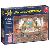 Jumbo 20025 Jan van Haasteren - Eurosong Contest 1000...
