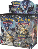 Pokémon Sonne & Mond 05 Ultra Prisma Booster Deutsch