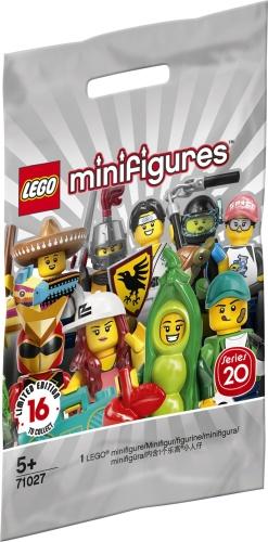 LEGO 71027 Minifiguren Serie 20