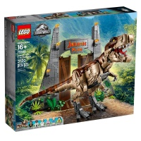 LEGO® 75936 Jurassic World Jurassic Park T. Rexs Verwüstung