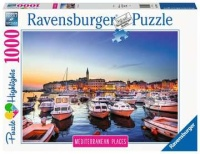 Ravensburger 14979 Mediterranean Places Croatia 1000...
