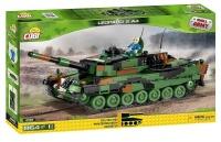 Cobi 2618 Panzer Leopard 2A4 - 864 Teile Bausatz